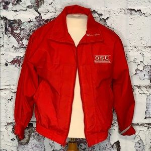 Champion OSU vintage men's jacket S